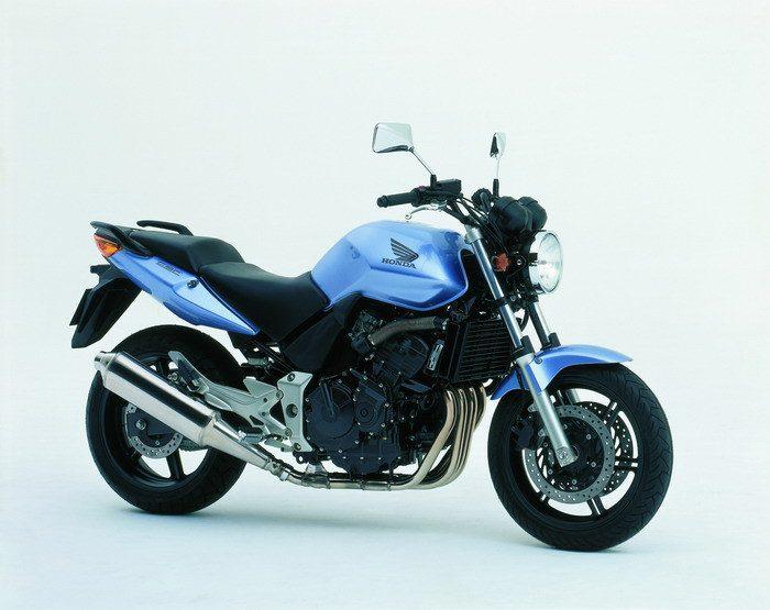Honda CBF 600 N 2004 - 4