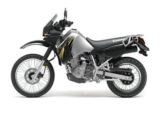Kawasaki KLR 650 2002 - 11