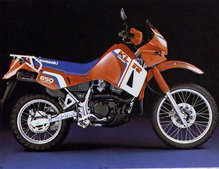 Kawasaki KLR 650 2002 - 10