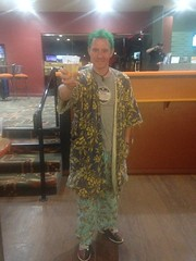 Lebowski pajama party