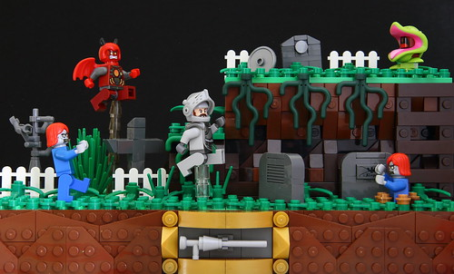 Retro Games: Ghosts 'n Goblins