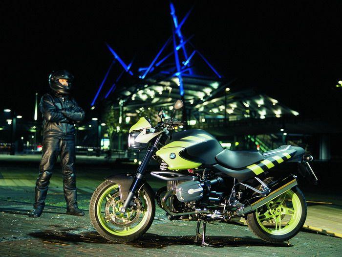 BMW R 1150 R  Rockster 2003 - 12