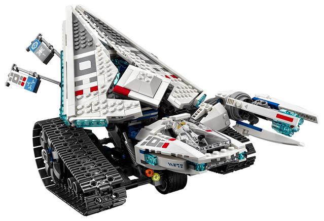 The LEGO Ninjago Movie 70616  Ice Tank 3