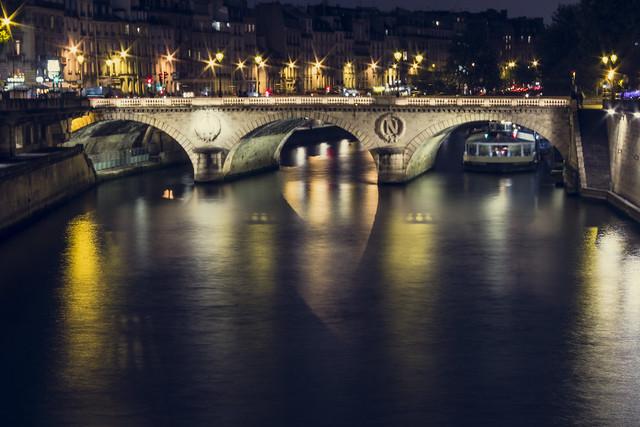 30 segundos del Puente Saint-Michel