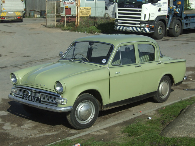 Hilman Imp (I think) at Strood