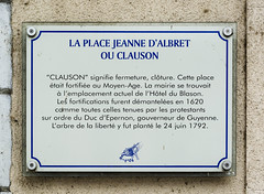 Photo of White plaque number 43354
