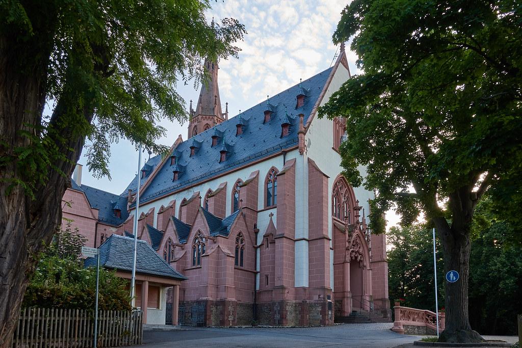 Rochuskapelle auf dem Rochusberg Bingen