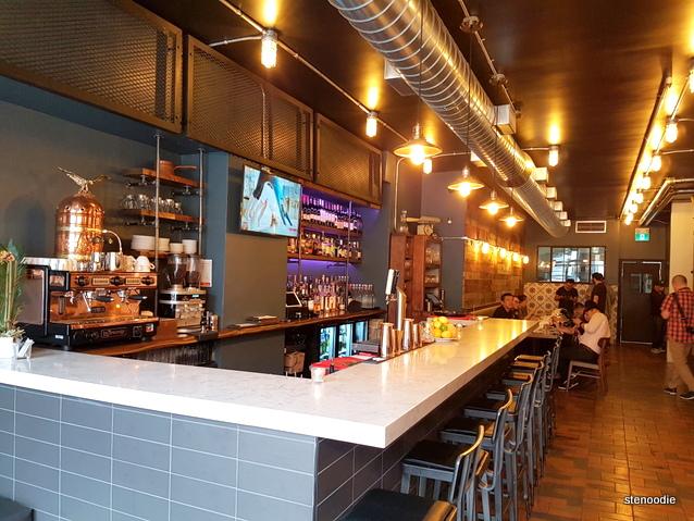 CANO Restaurant bar
