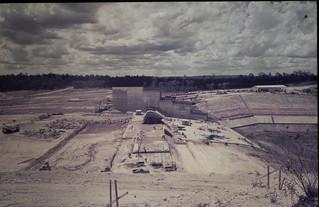 Fairbairn Dam 1969