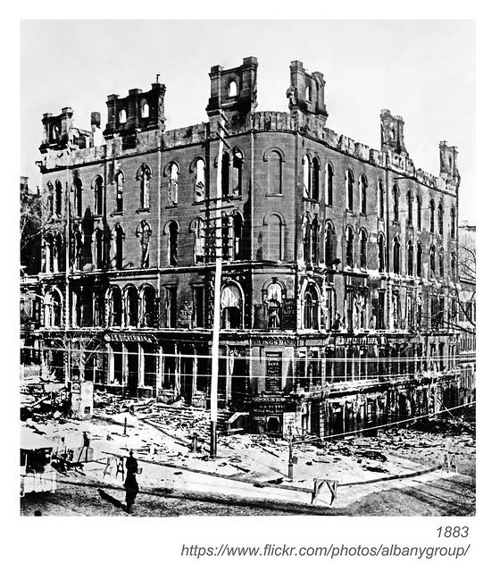 1883 tweddle fire