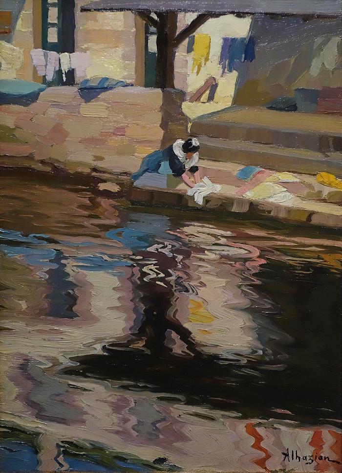 Armenian impressionism_26_Alhazian