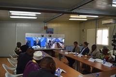 USG LACROIX VISIT TO DR Congo