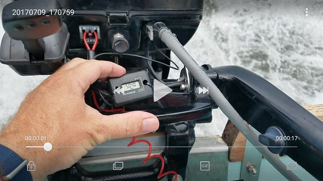 20hp 4 stroke stainless pitch changes