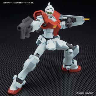 史上最帥的吉姆!?HGBF 1/144《鋼彈創鬥者 GM的逆襲》GM/GM 吉姆、擴充武器組(ジムジムウエポンズ)