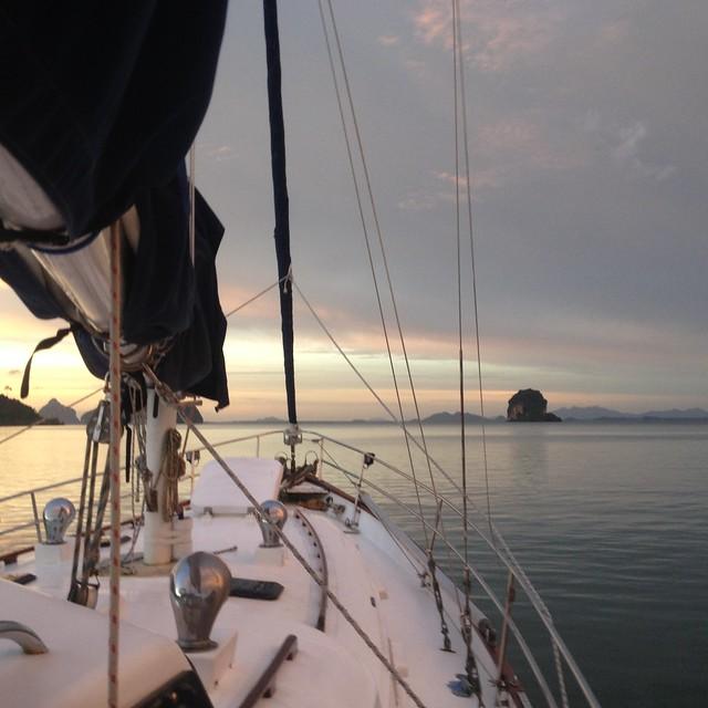 По островам Июнь 2017