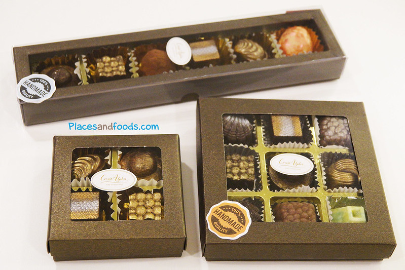 cerise alpha handmade chocolates