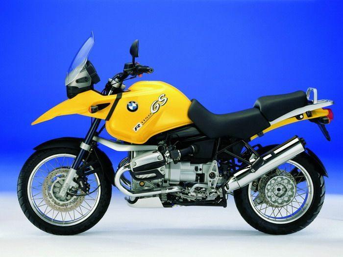 BMW R 1150 GS 1999 - 5