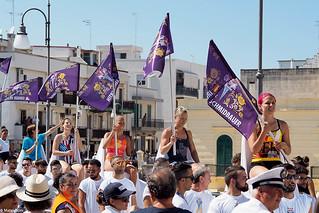 Polignano a Mare parade