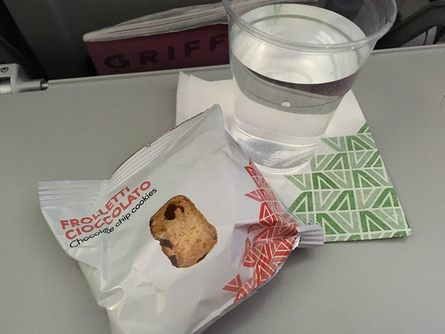 Snacks - Alitalia