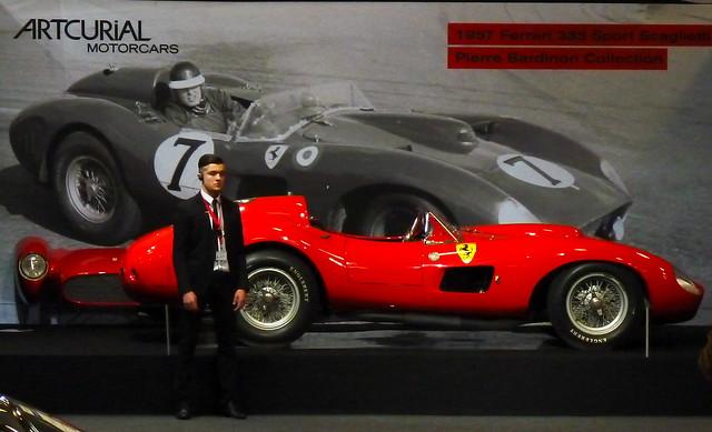 Ferrari 335 Sport Scaglietti 1957, Panasonic DMC-FZ38