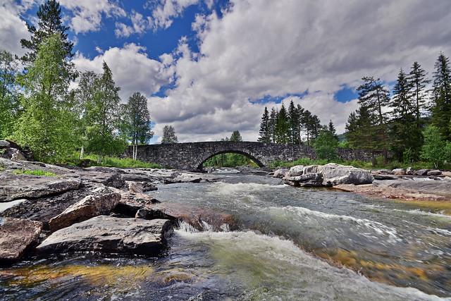 Norwegian nature, Nikon D5500, Sigma 10-20mm F4-5.6 EX DC HSM