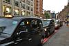 London - Harrods taxi