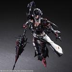 【更新官圖&販售資訊】美豔的龍騎士大姊姊 PLAY ARTS改《Final Fantasy XV》艾拉尼亞·海溫德(アラネア・ハイウィンド)商品圖釋出!