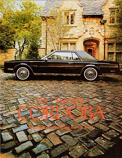 1981 Chrysler Cordoba