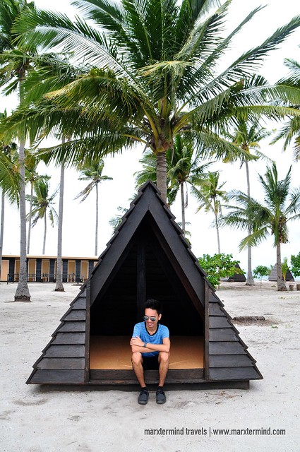 Camping at Kalanggaman Island Leyte