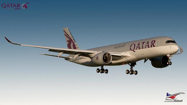 Qatar Airways  / Airbus A350-941 / A7-ALJ