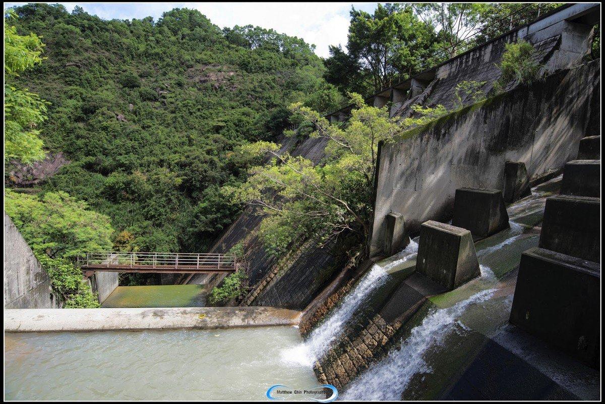 佐敦谷水壩