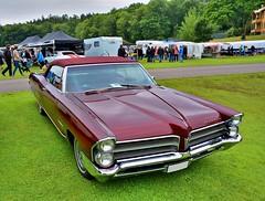 1965 Pontiac Bonneville cabriolet