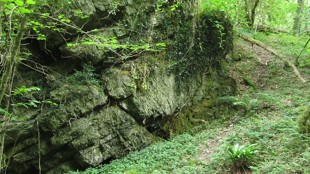 Hyner Rocks Lower Outcrops