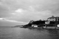 Waterfront Houses | Battery Point, Tasmania
