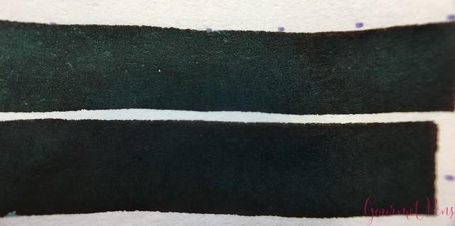 Ink Shot Review Diamine Anniversary Dark Forest @AppelboomLaren 5