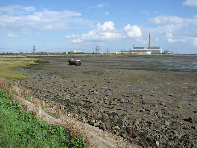 Stoke Saltings, Isle of Grain