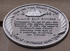 Photo of Black plaque number 11947