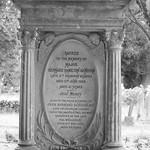 The grave of Major Bernard Hamilton Gunston