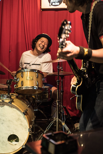 T.G.I.F. Blues Session at Terraplane, Tokyo, 14 Jul 2017 -00116