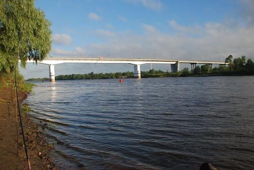 мост на Жыткавічы