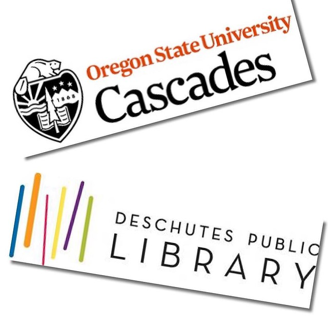 News: in July I'm leaving wonderful @cascadeslib to join amazing @deschuteslibrary #inbend! 🌈💥🌟