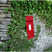 St Chloe, Stroud ... postbox number GL5 80D by bazzadarambler