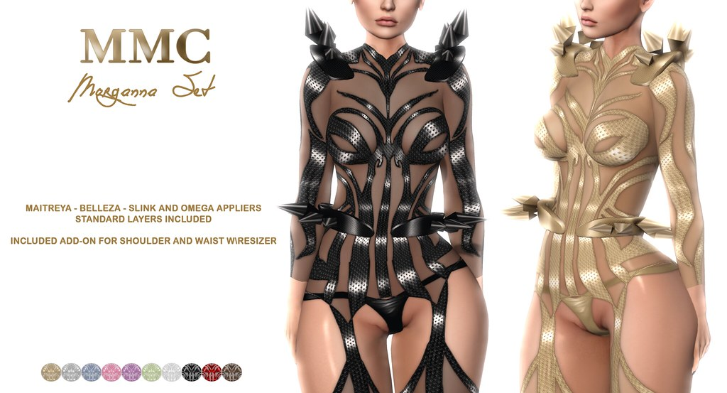 .:MMC:. Morganna Set @TDME - SecondLifeHub.com