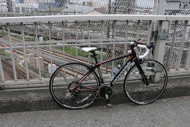 シマノ 自転車 100kmライドに挑戦 shimano ロングライド ロードバイク 納車 PR