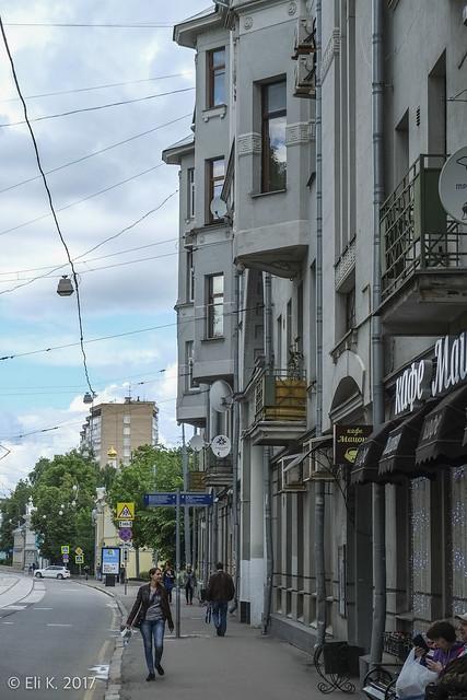 Novokuznetskaya Street, Moscow