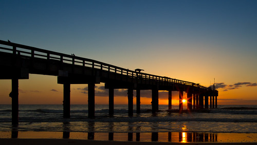 staugustine sunrise pier