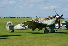 DUXFORD LEGENDS AIRSHOW