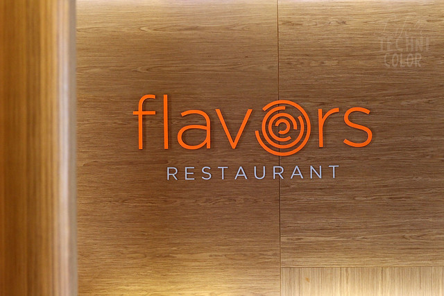 Flavors, Holiday Inn Makati