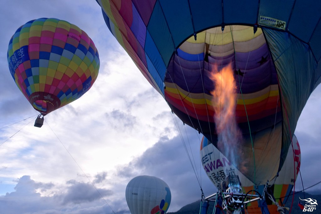 台東鹿野高台熱氣球-28