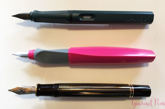 Review Pelikan Twist Fountain Pen @Fontoplum0 3